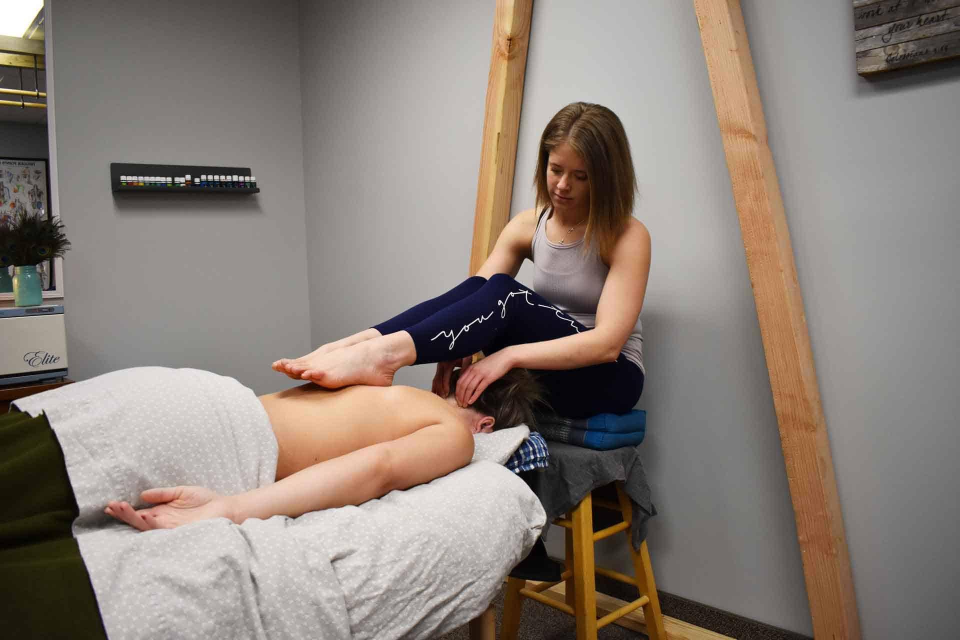 Carrin Kath Ashiatsu Massage
